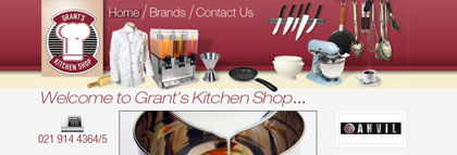 Grants Kitchenshop