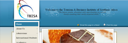The Tourism and Business School of Southern Africa